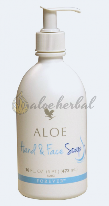 Aloe Hand & Face Soap