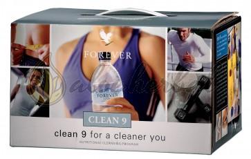 Clean 9 Pack - Vanilla
