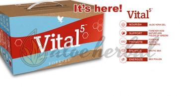 Vital 5 pack