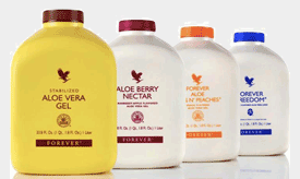 Aloe Vera Juice Drinks